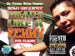 Ben G DVD Promo 01 May 2014