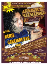 Benji Danks Giving11.09.12