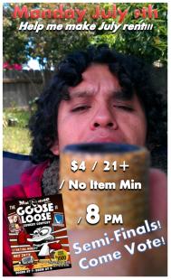 Benji Goose Contest Semi June 2012 MH