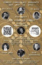 Comedy Conspiracy 11.12.11