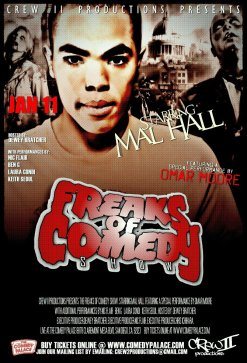Crew II Jan 11th Comedy Palace Show