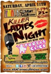 IBCC at TSF 04.11.15 Killer Ladies Night 1.0