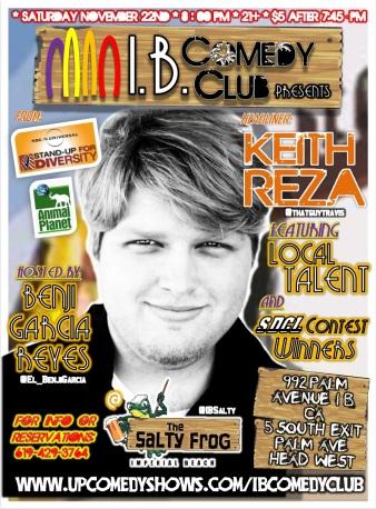 IBCC at TSF Keith Reza 11.22.14 1.0