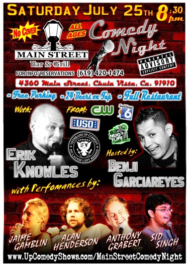 MSBG Comedy Poster JULY 29 2015 all