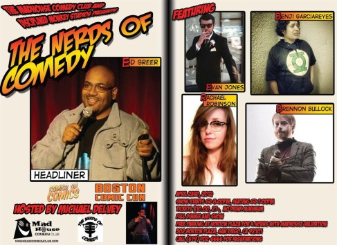 nerds of comedy 4.23.13