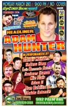 TSF 03.02.15 Adam Hunter ALL COMICS