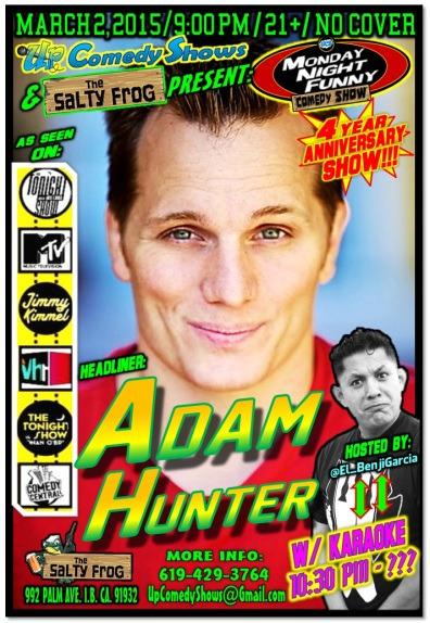 TSF 03.02.15 Adam Hunter Basic
