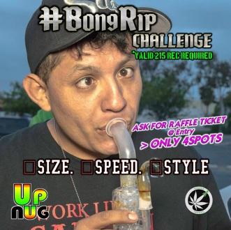 UpNug BongRip Challenge Promo