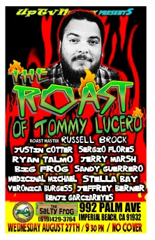 UTVN The Roast of Tommy Lucero TSF 8.27.14 ALL