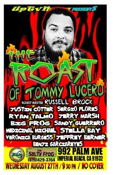 UTVN The Roast of Tommy Lucero TSF 8.27.14 ALL