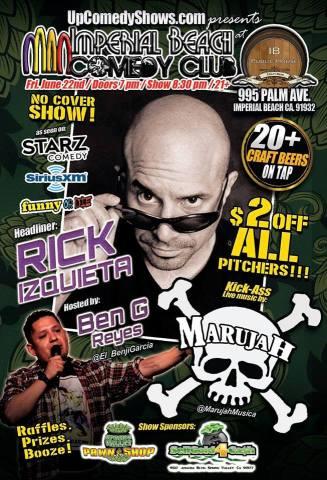 IBCC - 08.10.18 - Rick Izquieta