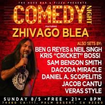 Hood Bar Show - 08.05.18 Poster Update
