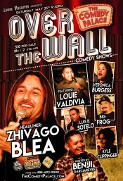 Louie V Presents - Over The Wall Show - 05.2519. Full Line Up