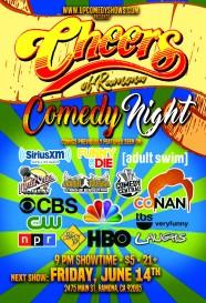 Cheers Ramona Comedy Night - 06.14.19 - General